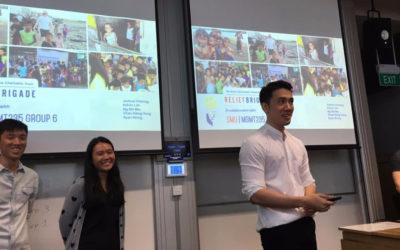 Relief Report Feature: Scholarships
